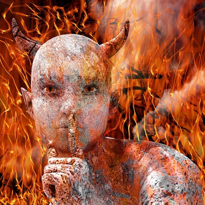is hell a bad word